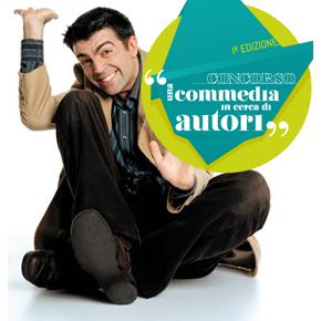 """Federico Basso vincitore della prima edizione del Concorso """"Una commedia in cerca di autori"""""""