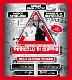 """""""Pericolo di coppia"""" di M. Cavallaro"""