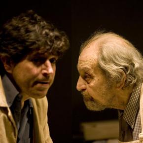 Michele La Ginestra e Sergio Fiorentini
